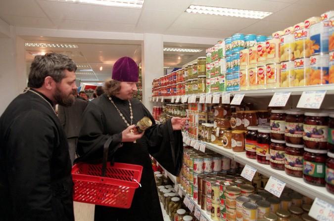 """В РПЦ предлагают """"освободить воскресенье от шопинга"""""""