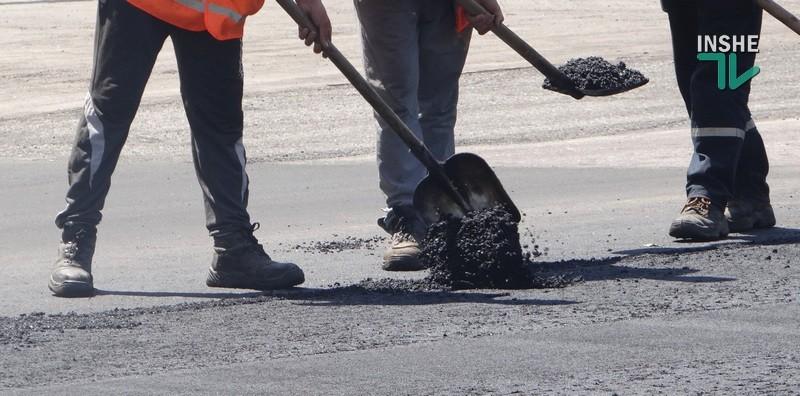 Из бюджета Николаевской области выделены 47 млн.грн. на ремонт дорог