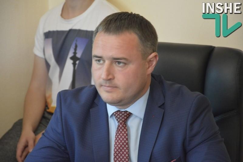 Уволенный Шевченко о взаимоотношениях с губернатором Савченко: «Я единственный, кто сказал этому человеку «нет»