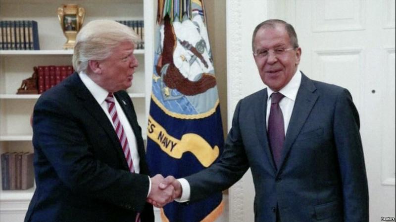 Скандал продолжается. Трамп передал Лаврову израильские разведданные