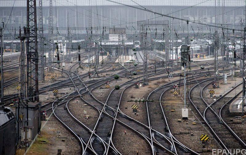 Франция поможет Украине изменить ширину железнодорожной колеи