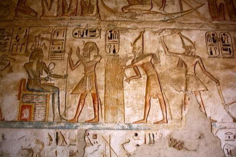 В Египте нашли гробницу времен Александра Македонского