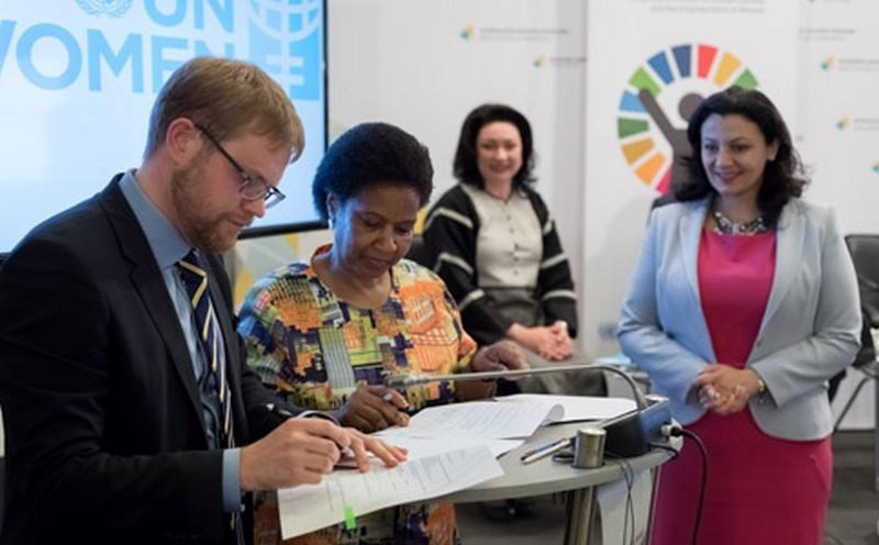 «Женшины, мир, безопасность»: Швеция даст Украине 5 млн.евро на внедрение гендерного равенства