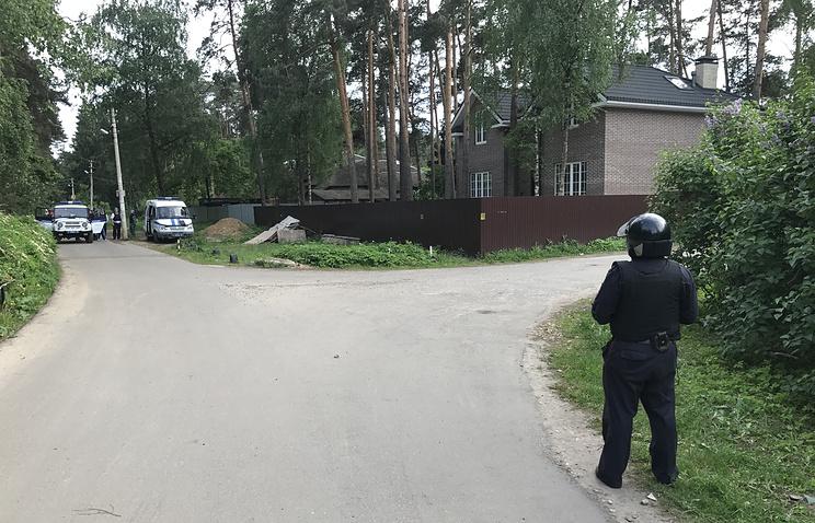 Под Москвой ветеран чеченской войны устроил перестрелку: минимум 4 человека погибли