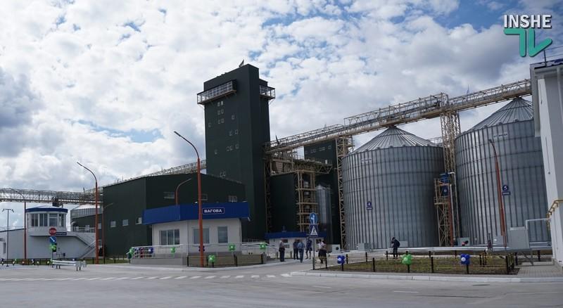 Владимир Гройсман о новом перегрузочном терминале «НИБУЛОНа»: «Это предприятие – звено аграрного лидерства Украины в мире»