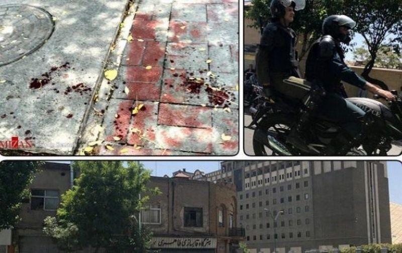 Во время терактов в Иране погибли 12 человек