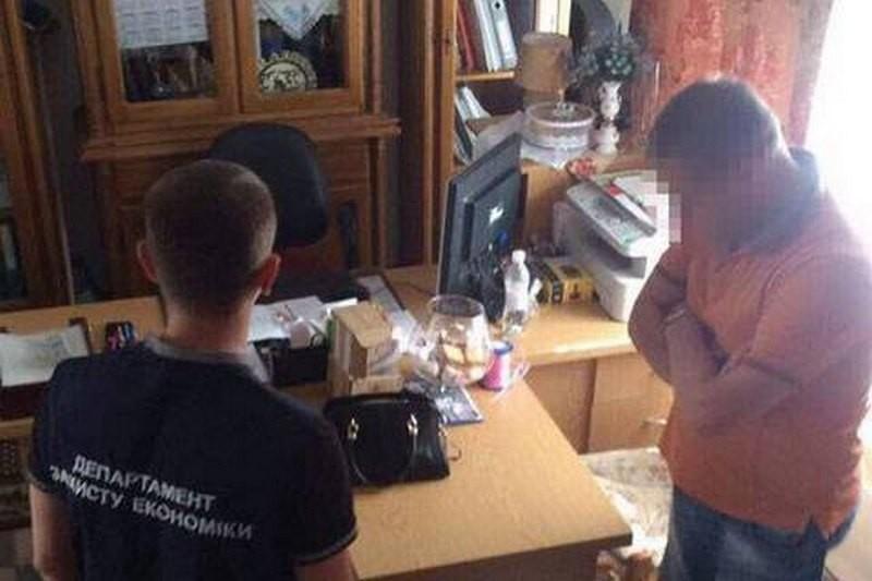 Чиновника Хмельницкого облсовета поймали на взятке $50 тысяч