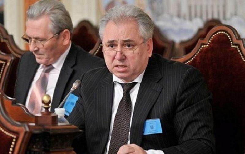Виктор Кривенко возглавил Конституционный суд Украины