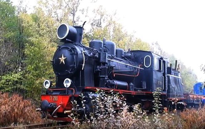 В Закарпатье запустят движение по узкоколейке с немецким паровозом послевоенного выпуска