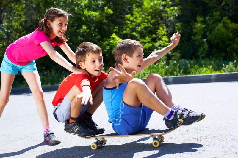В Николаевской области летом отдохнули 60 тыс. детей. Некоторым повезло увидеть мир