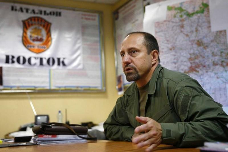 """Один из главарей """"ДНР"""" Ходаковский заявил, что ему запретили въезд в РФ"""