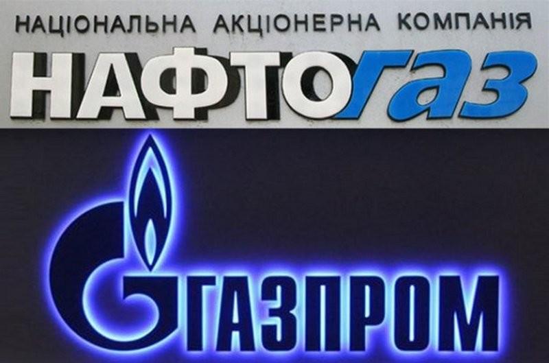 """""""Нафтогаз"""" подал новый иск к """"Газпрому"""" на $12 млрд."""