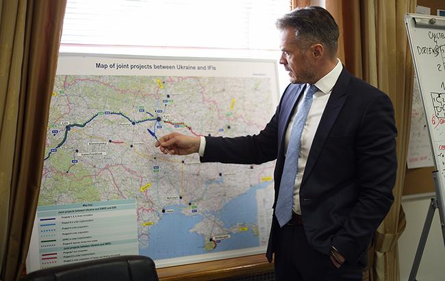 Кабмин готов выделить 2,5 млрд. грн. на реконструкцию дороги Львов-Одесса-Николаев