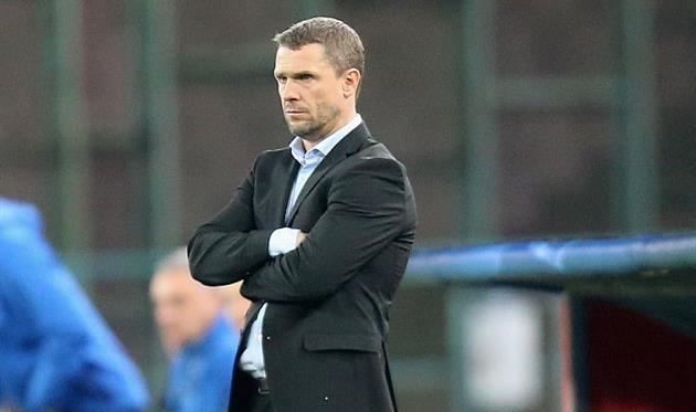 Ребров отказался возглавить киевское «Динамо»