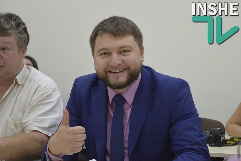 Депутаты Николаевского горсовета хотят знать, сколько зам Сенкевича Турупалов проводит времени на рабочем месте