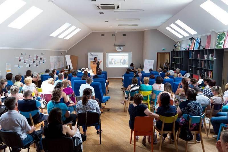 Школа из Николаевской области представила в Киеве результаты года работы в новом формате