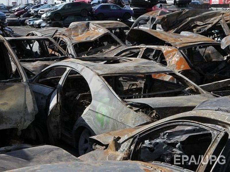В России священник сдал на металлолом четыре чужих авто, которые ему доверили на хранение