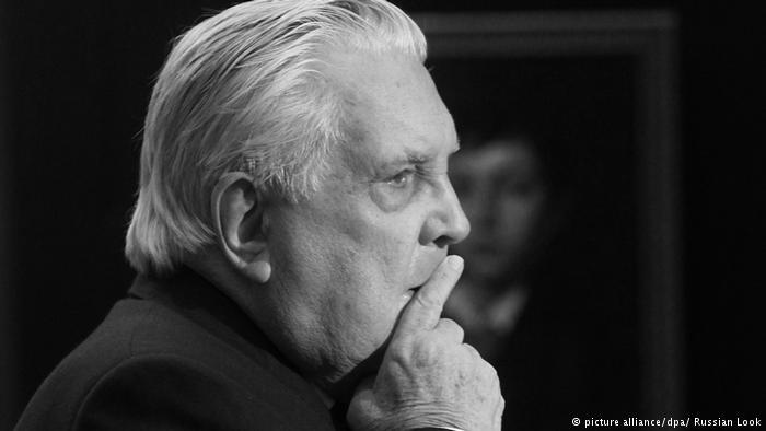 Умер Илья Глазунов