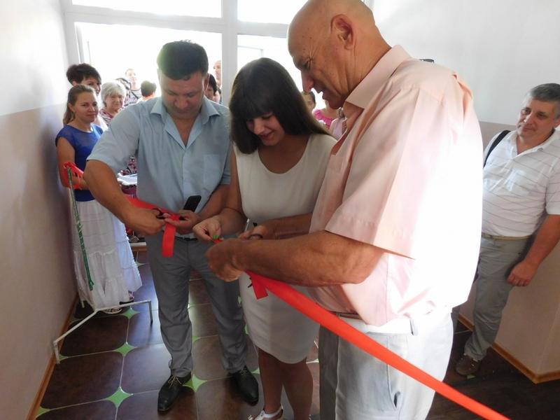 В Баштанке после реконструкции открыли социальное общежитие для детей-сирот
