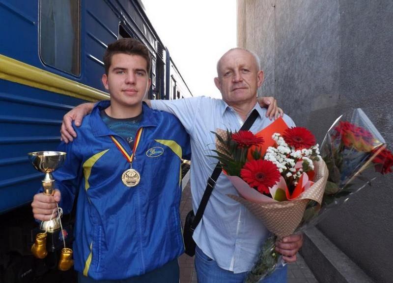Николаевский школьник стал чемпионом Европы по боксу