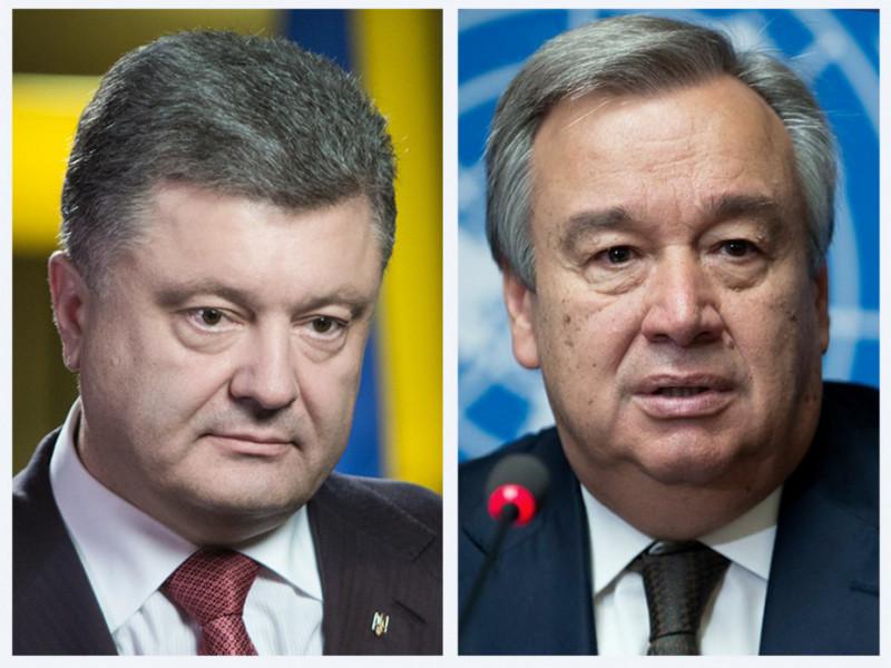 ООН будет активнее участвовать в урегулировании ситуации на востоке Украины. Итоги визита генсека
