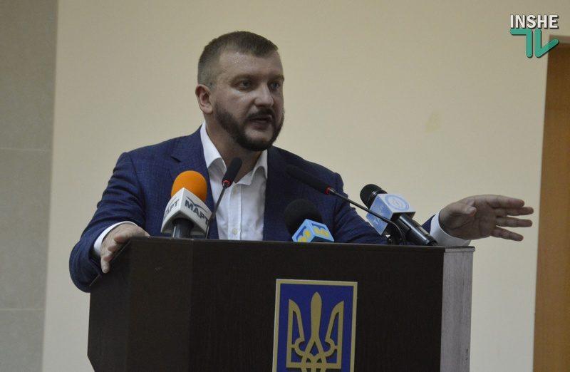 «Все на борьбу с бюрократией!»: в Николаеве министр юстиции открыл центр бесплатной правовой помощи при ОГА