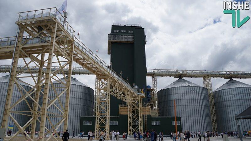 «НИБУЛОН» ввел в эксплуатацию терминал в Голой Пристани и подписал кредитное соглашение с ЕБРР. А впереди – новые планы
