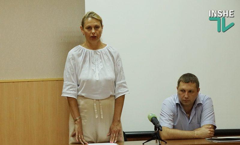 В суде и на конкурсе: Ольга Дерюгина будет бороться за возвращение на должность начальника бюро СМЭ в Николаеве