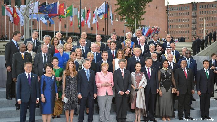 Страны G20 поддержат введение паспортов вакцинации, – Bloomberg