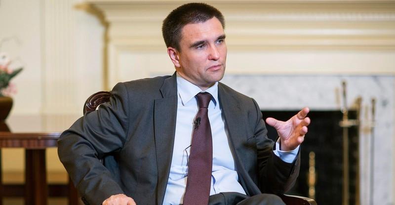 Климкин: «Если кто-то скажет, что мы вступим в ЕС и НАТО за год или два, не верьте»
