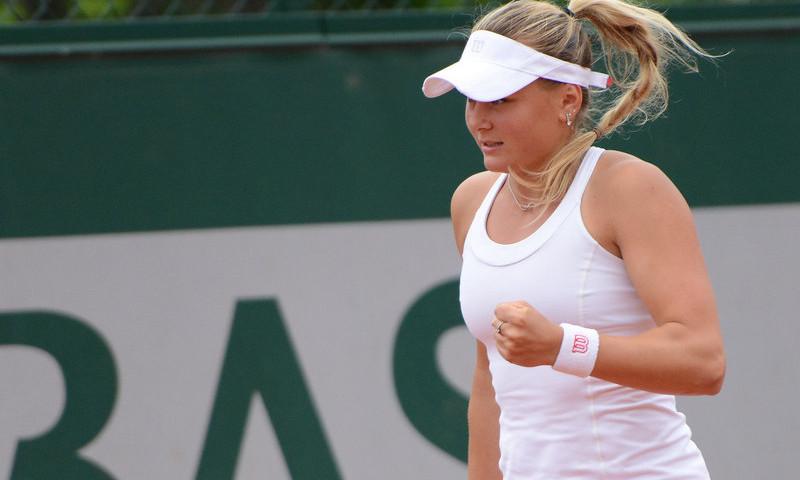 Теннисистка из Николаева выиграла стартовый матч американского турнира Ранчо-Санта-Фе 3