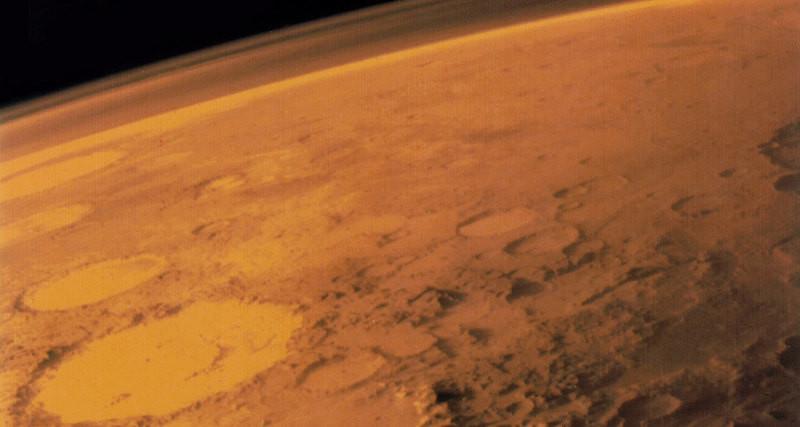 """NASA впервые в истории зафиксировала """"марсотрясение"""""""