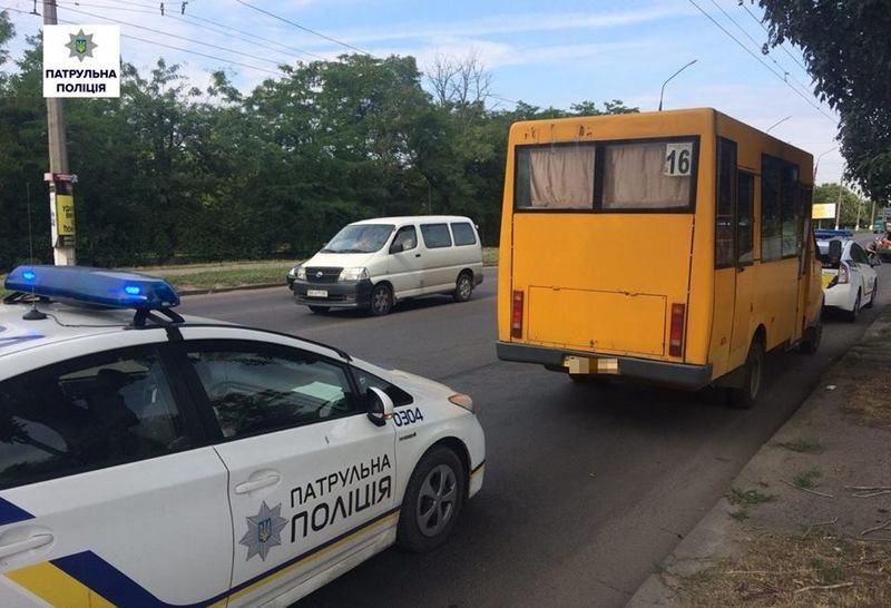 Полиция за три месяца выявила более 26 тыс. нарушений при перевозках пассажиров