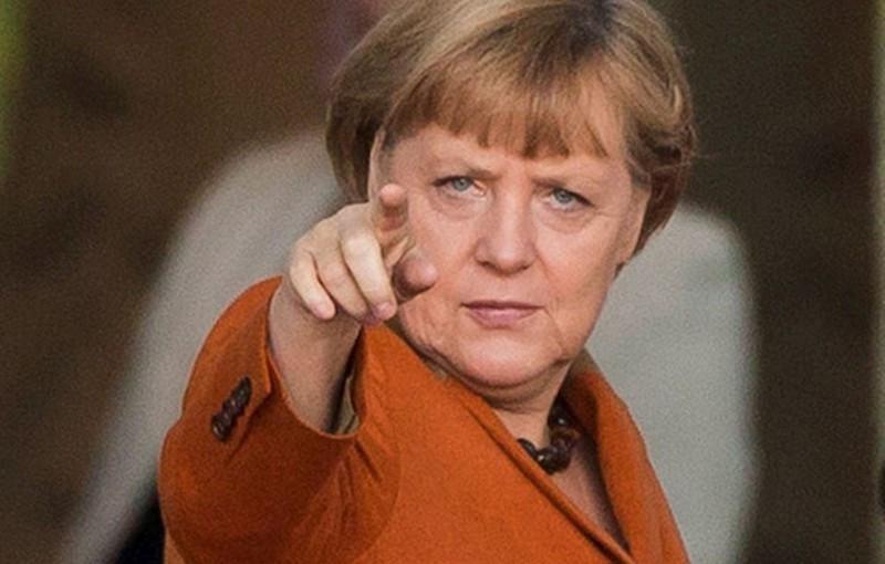 Меркель исполнила джазовую композицию для избирателей
