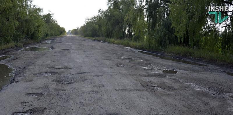 Активисты объявили на сегодня блокировку трассы «Николаев-Днепр» в районе села Марьяновка