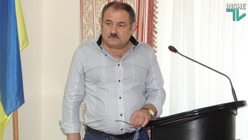 Суд отстранил от должности начальника Службы автомобильных дорог  в Николаевской области  Ткаченко
