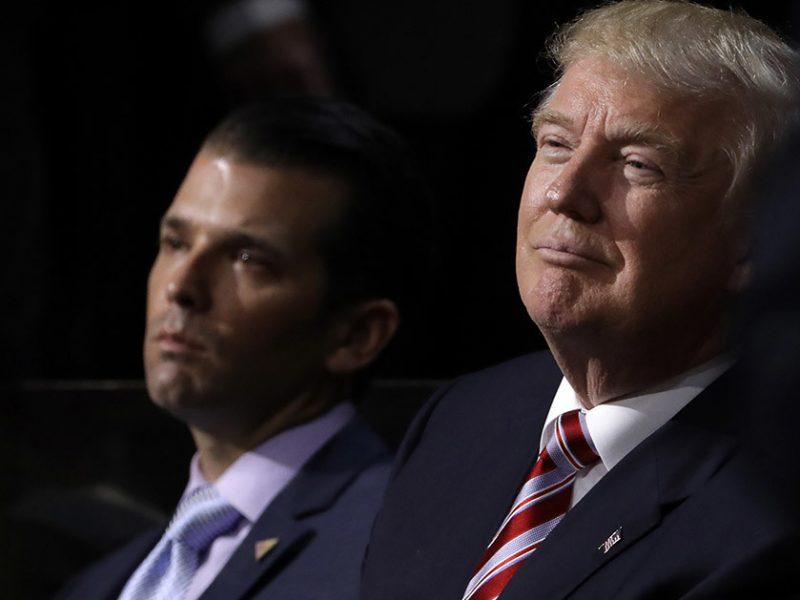 Трамп потратил на адвокатов $680 тыс за последние три месяца