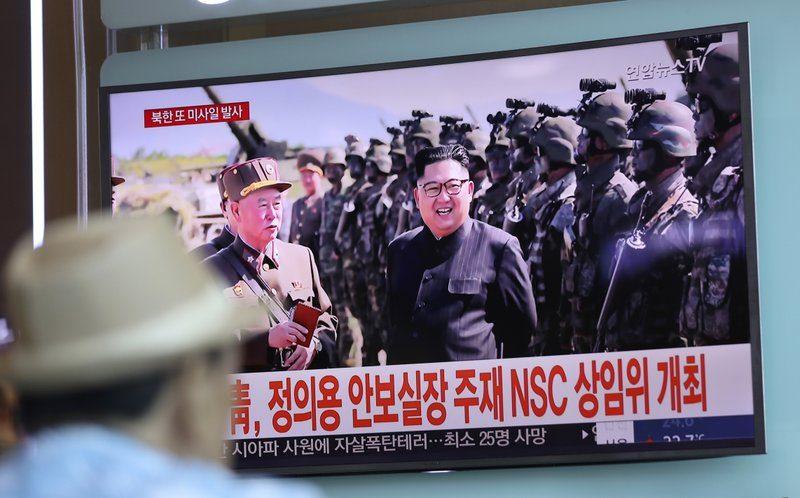 КНДР запустила баллистические ракеты. К счастью, неудачно