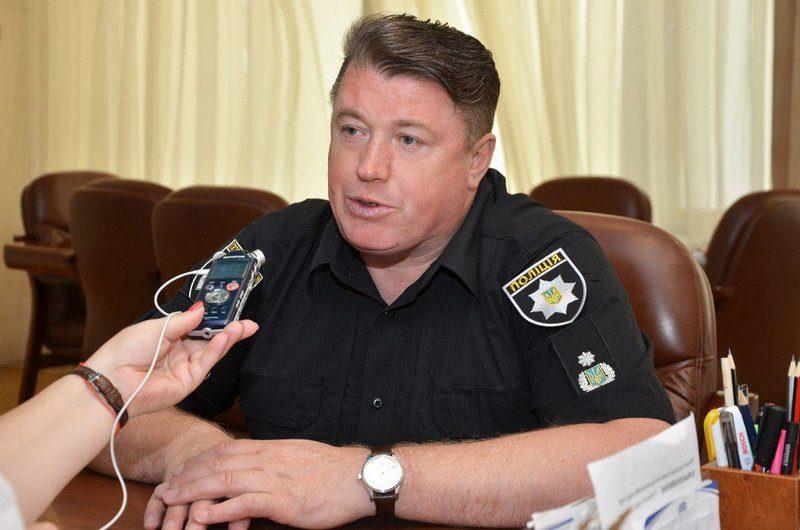 Начальника полиции охраны задержали на взятке