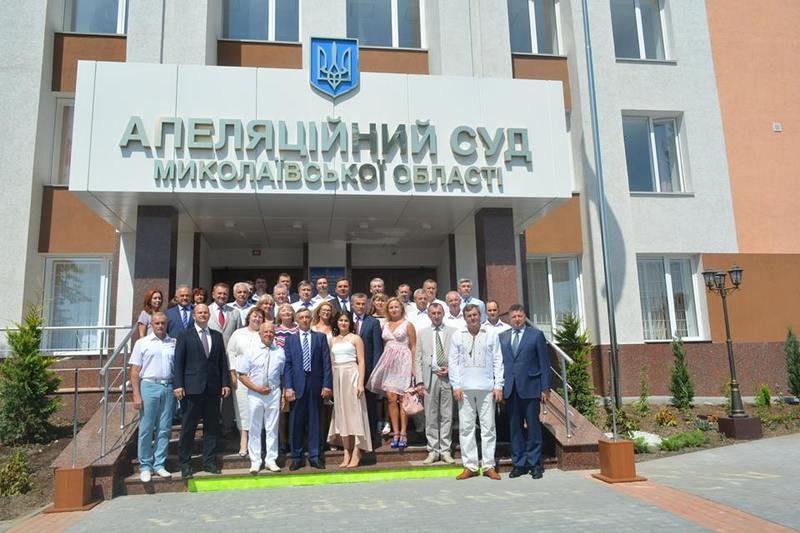 Апелляционный суд Николаевской области наконец-то обрел свой дом