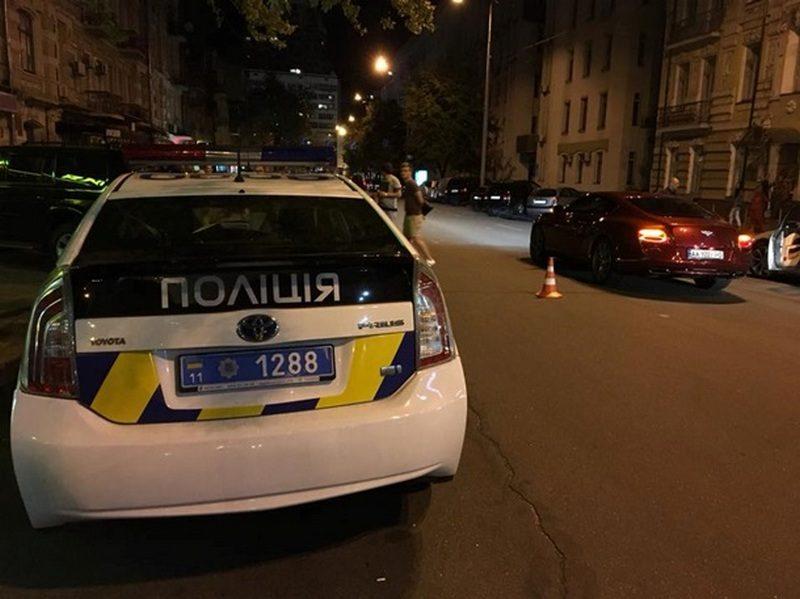 В Николаеве пьяный военный устроил ДТП и сбежал