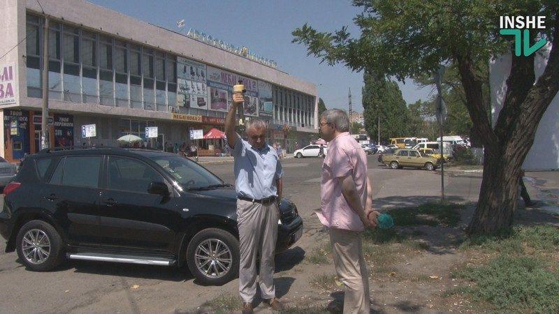 Можно ли верить своему градуснику? ИншеТВ вместе с профессионалами замерила температуру воздуха в разных районах Николаева
