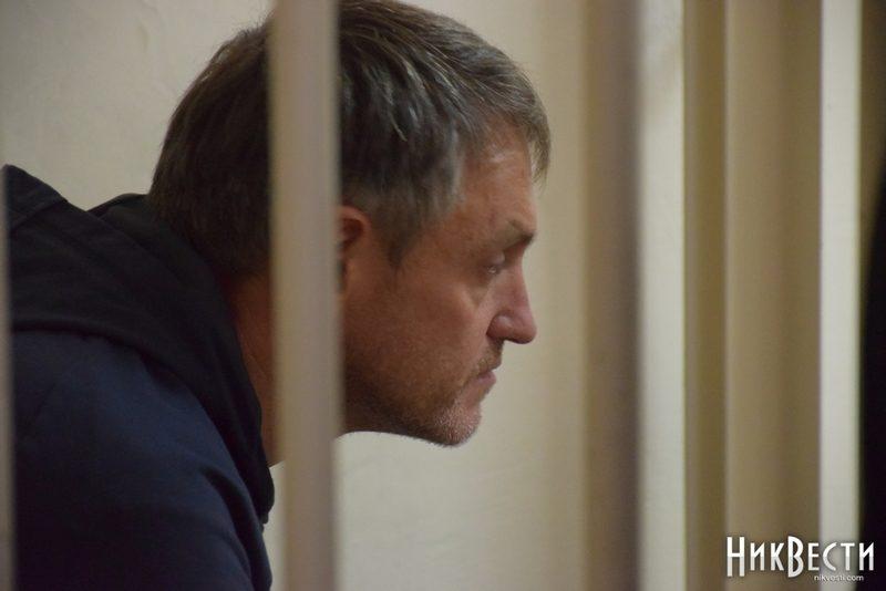 Апелляционный суд оставил Пелипаса в Мариупольском СИЗО