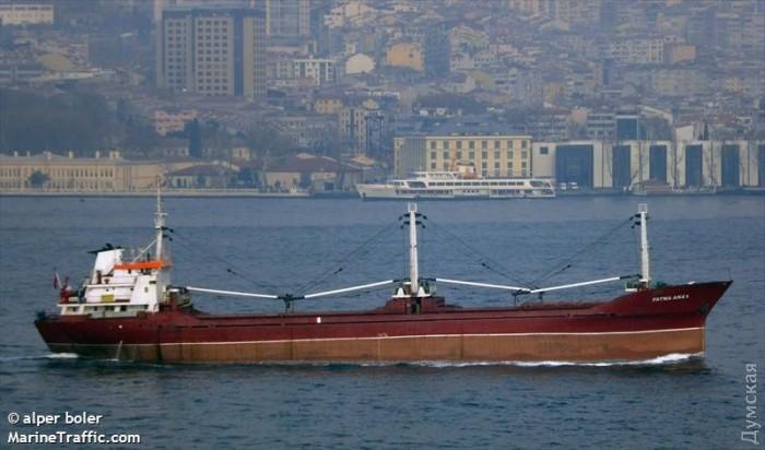 В Испании арестовали сухогруз с украинским экипажем и 18 тоннами гашиша