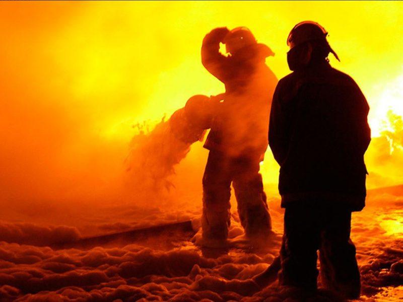 В РФ крупный пожар – горит ТЭЦ в Новосибирске