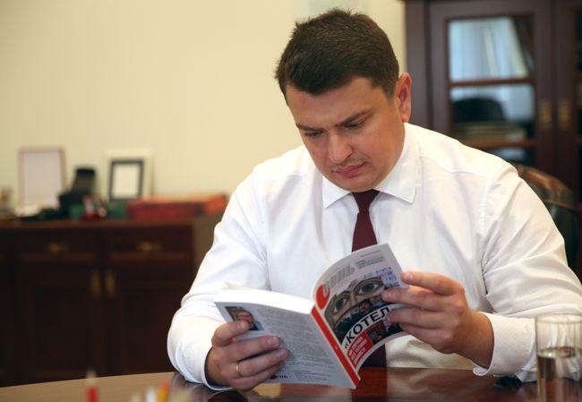 Назначение Сытника директором НАБУ признали неконституционным
