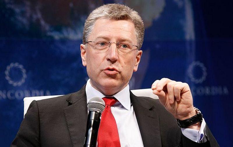 Американский дипломат Курт Волкер нашел работу в Украине