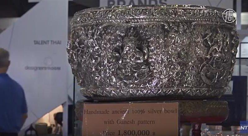 «По-богатому: в Бангкоке прошла юбилейная ярмарка драгоценных камней и ювелирных изделий