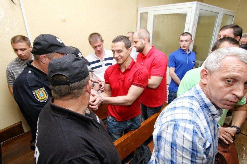 Суд оправдал пророссийских участников событий 2 мая в Одессе