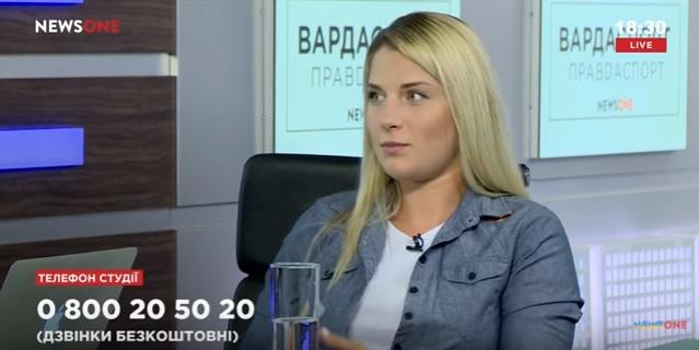 «Просто обидно»: Ольга Харлан заявила, что город Николаев никак не отблагодарил ее за добытые для Украины олимпийские медали